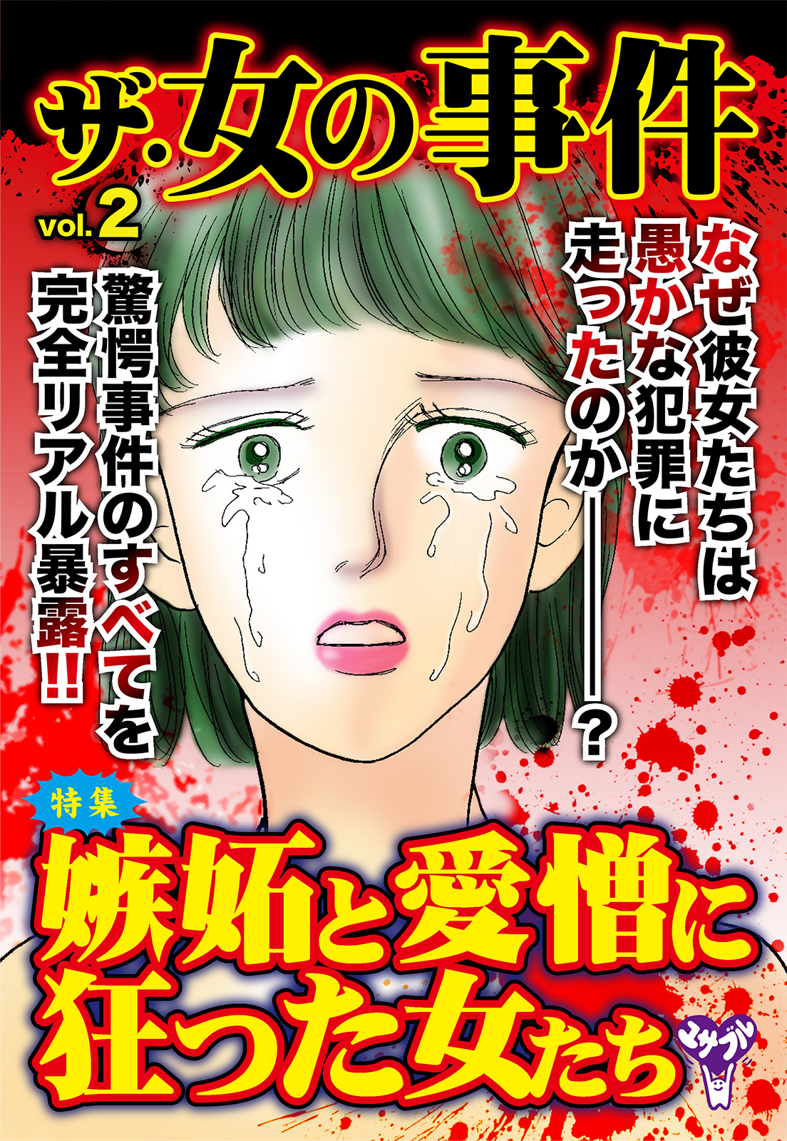 ザ・女の事件Vol.2(狂った姉妹の絆~姉が妹の姑を襲撃したワケ)