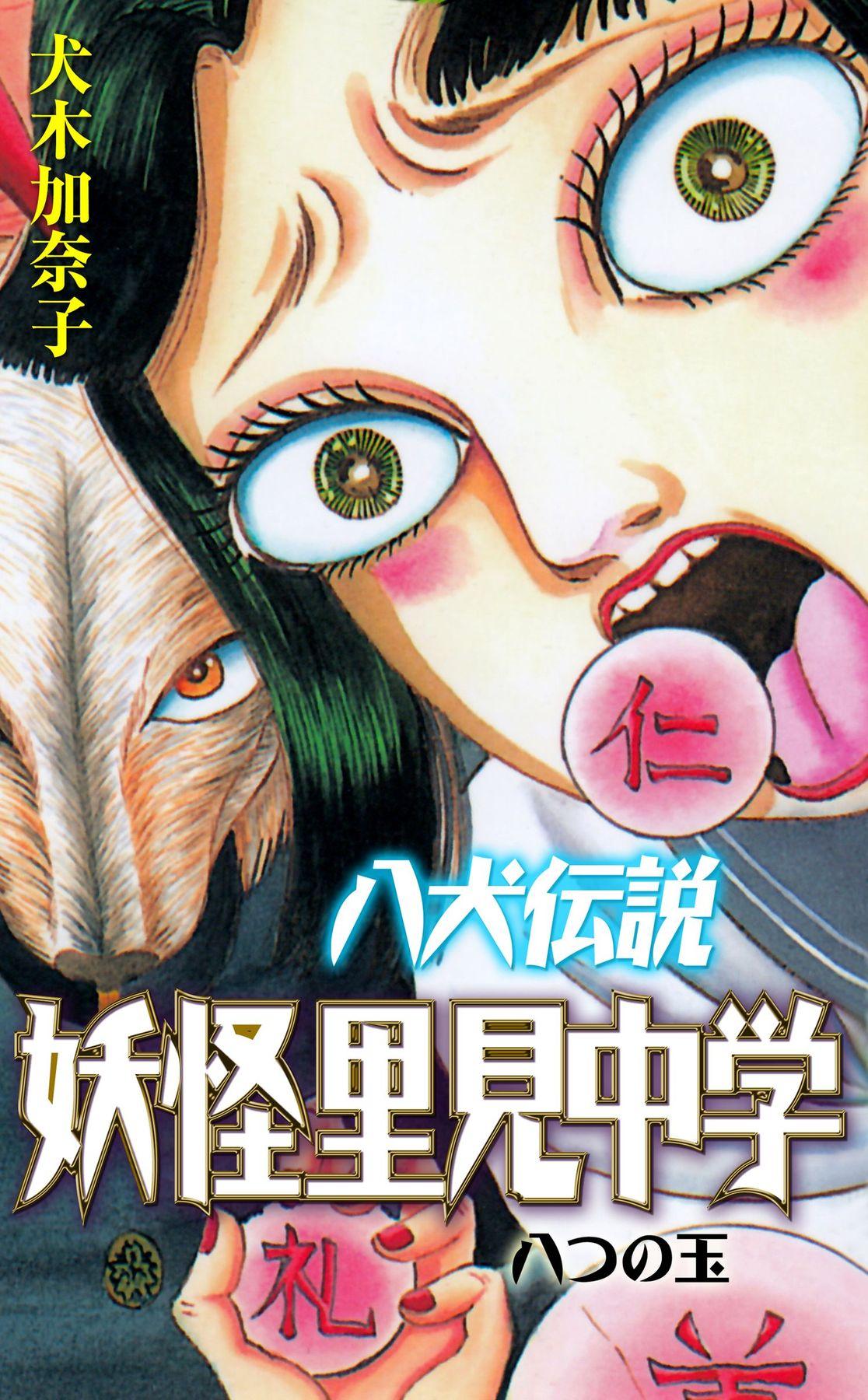 八犬伝説妖怪里見中学(第1巻)